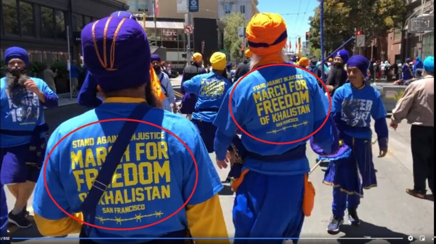 khalistani in farmers protest claim is fake