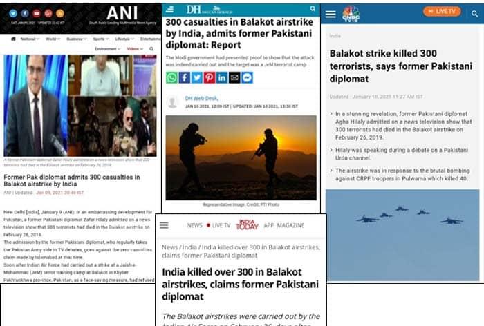Balakote Airstrike news Kolaj