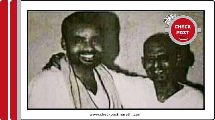 claim of Anna Hazare with PM Modi in the pic is fake checkpost marathi fact