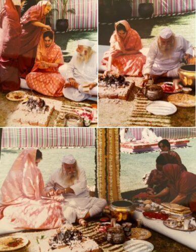 Priyanka gandhi Marriage photos_ Checkpost Marathi fact
